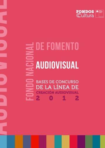 bases de concurso pùblico - Consejo Nacional de la Cultura y las ...