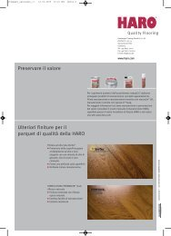 Download - Pavidea Srl - Pavimenti in legno