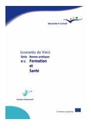 Série: Bonnes pratiques N°2: Formation et Santé - mac-ssiim