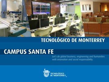 CAMPUS SANTA FE - Tecnológico de Monterrey