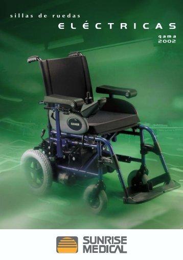 Descargar Catálogo Silla de ruedas eléctrica F35