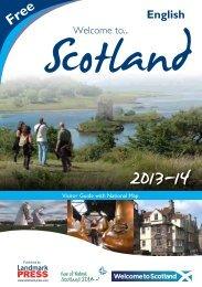 Scotland Guide 2013-14 - Landmark Press