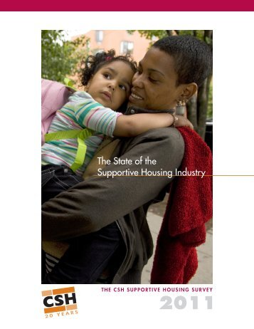 Download the PDF - Corporation for Supportive Housing