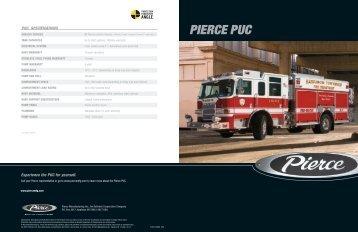 PIERCE PUC - Pierce Manufacturing