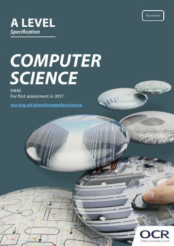 gce computing coursework Buy 'a' level computing (5th edition) (gce computing) 5rev ed by ms sylvia langfield, pat m heathcote (isbn: 9781904467526) from.