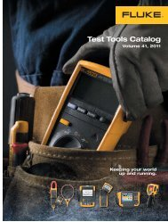 Test Tools Catalog - Brink Techniek