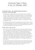 Russische Tage in Wien2007 - Seite 3