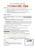 Flyer3 rayons PARIS A5 - Institut Alcor - Page 2