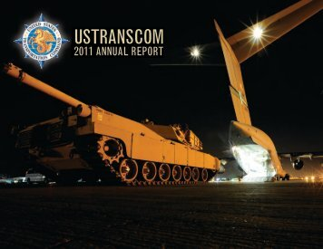 2011 USTRANSCOM Annual Report - United States Transportation ...