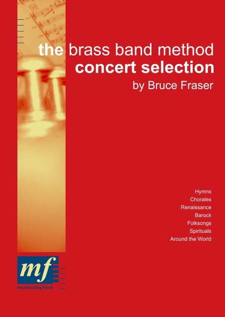 Concert Selection