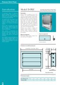 Pressure Relief Flaps - Page 2