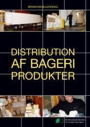 Distribution af bageriprodukter - BAR transport og engros