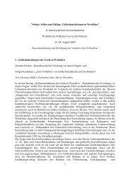 Zusammenfassung PDF Dokument - Westfälische Wilhelms ...