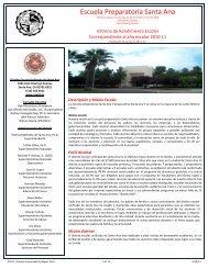Escuela Preparatoria Santa Ana - Santa Ana Unified School District