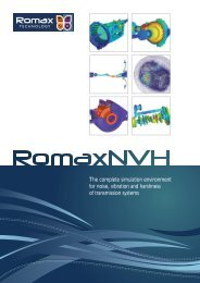 The complete simulation environment for noise, vibration and ...