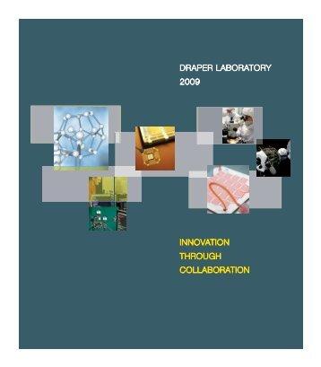 2009 Draper Annual Report - Draper Laboratory