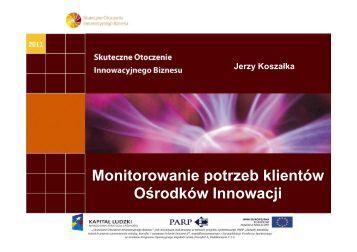 Prezentacja - J. Koszłaka
