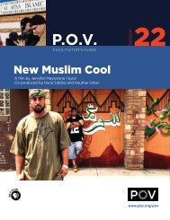 FG - New Muslim Cool - PBS
