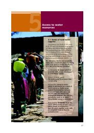5. Access to water resources - Natural Resources Institute