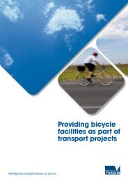 Providing bicycle facilities as part of transport projects (PDF, 950.3
