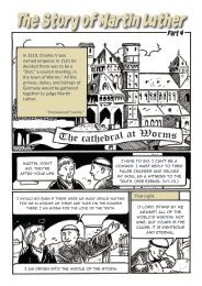 The Story of Martin Luther - TFI Online