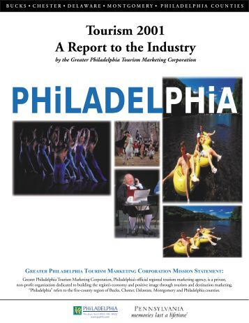 Tourism 2001 A Report to the Industry - Rackspace Hosting