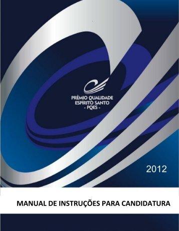 manual de instruções para candidatura - Movimento Brasil ...