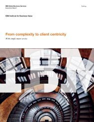 From complexity to customer centricity - The Asian Banker