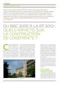 Du bâtiment basse consommation à la ... - Qualité Logement - Page 4