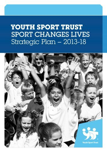 Read the Youth Sport Trust's Strategic Plan