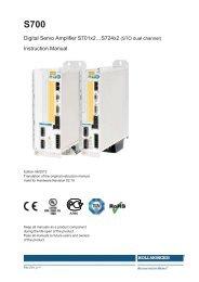 Hardware manual - MACCON GmbH