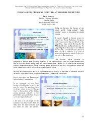 India Aroma Chemical - IFEAT