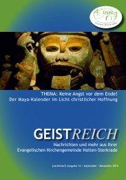 reich geist - Evangelische Kirchengemeinde