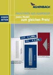1.999 - Achenbach Fenster und Türen GmbH