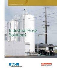 Industrial Tanker Truck Hose - Emrick & Hill