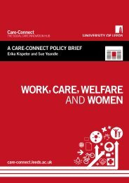 Work-Care-Welfare-and-Women-Policy-Brief.Nov-2013