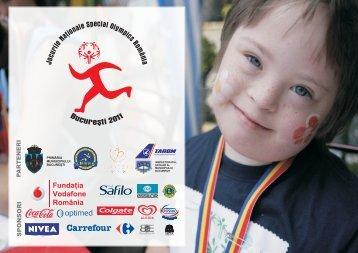 Jocurile Naționale Special Olympics Romania, București 2011.Pdf