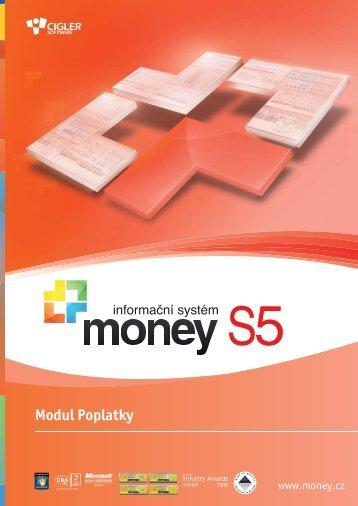 Modul Poplatky - Cígler software, a.s.