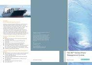 SiCURE Ballast Water Management System - Siemens