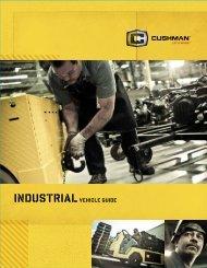 Brochure from Cushman - NFMT