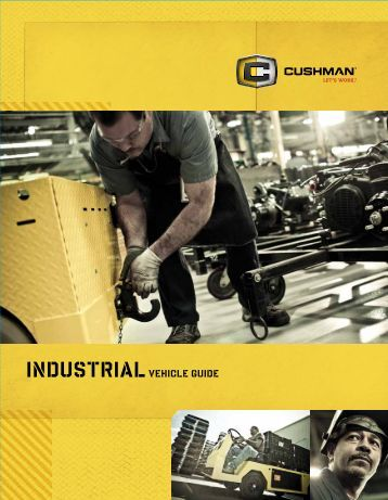 Brochure from Cushman - NFMT