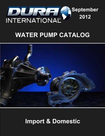 Dura Water Pumps
