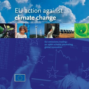 EU emissions trading: an open scheme promoting global innovation