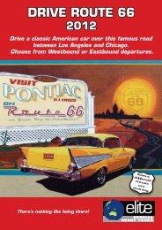 DRIVE ROUTE 66 - Elite Special Event Tours