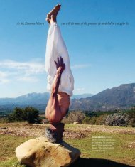 No Yama, No Yoga - Anna Dubrovsky, Writer   Editor for Hire