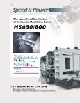 HORIZONTAL MACHINING CENTER - Compumachine - Page 4