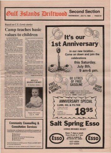 #ulf Mwxhi Brtfttooob - Salt Spring Island Archives