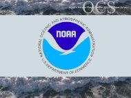 NOAA's National Ocean Service / Office of Coast Survey