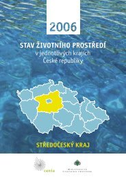 Středočeský kraj (PDF, 723 kB) - CENIA, česká informační agentura ...