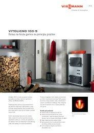 Akcijski letak Vitoligno 100-S - Viessmann